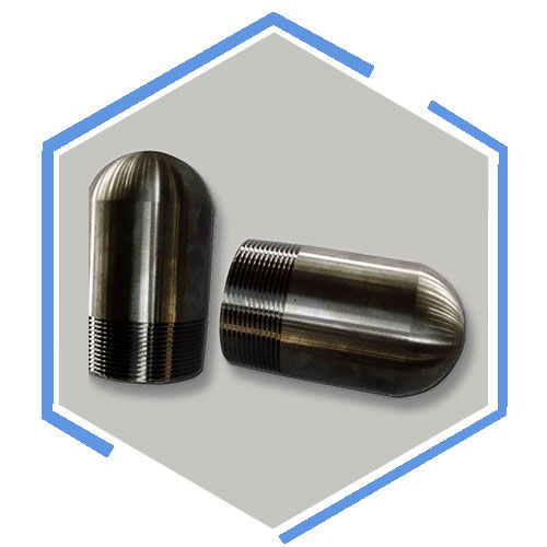Alloy Steel 4130 Bull Plugs