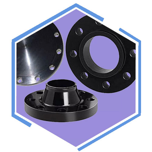 Alloy Steel 4130 Flanges