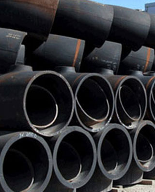 Low Temperature Carbon Steel WPL6 Pipe Fittings